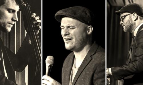 Jimmy Diggin' Jazz Live